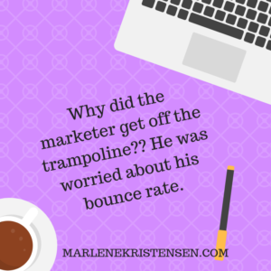 #8 - Top 10 funny marketing joke