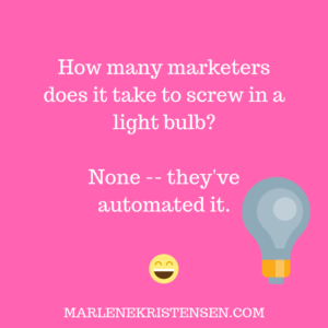 #3 - Top 10 funny marketing joke
